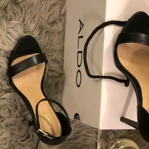 21dca17fb1f Aldo Shoes - Aldo Madalene High Heel Sandal